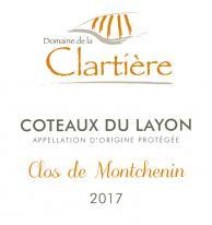 Coteaux du Layon Clos de Montchenin