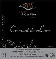 Crémant de Loire Demi-Sec